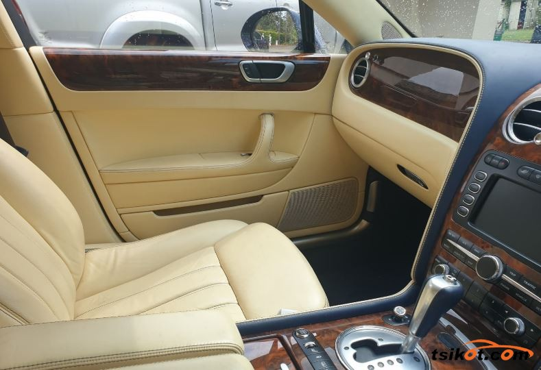 Bentley Continental Flying Spur 2012 - 2