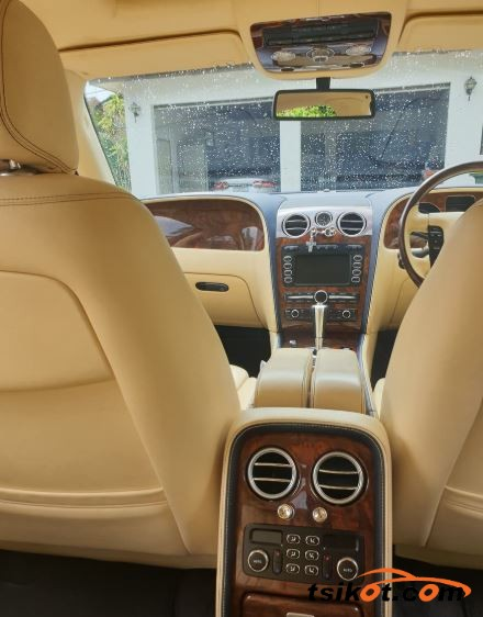 Bentley Continental Flying Spur 2012 - 3