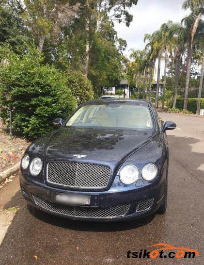 Bentley Continental Flying Spur 2012 - 6