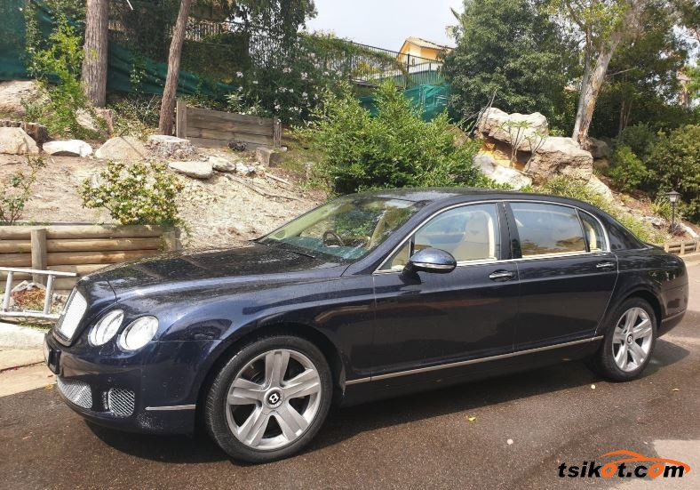 Bentley Continental Flying Spur 2012 - 7