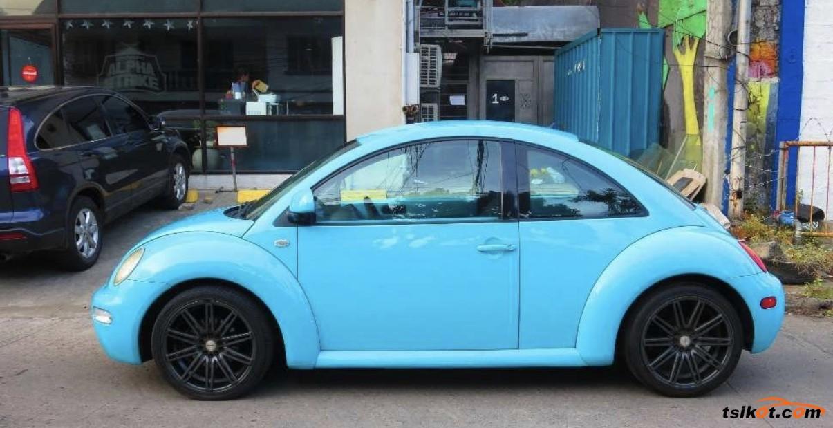 Volkswagen New Beetle 2000 - 1