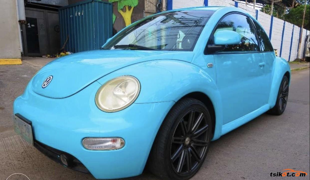 Volkswagen New Beetle 2000 - 2