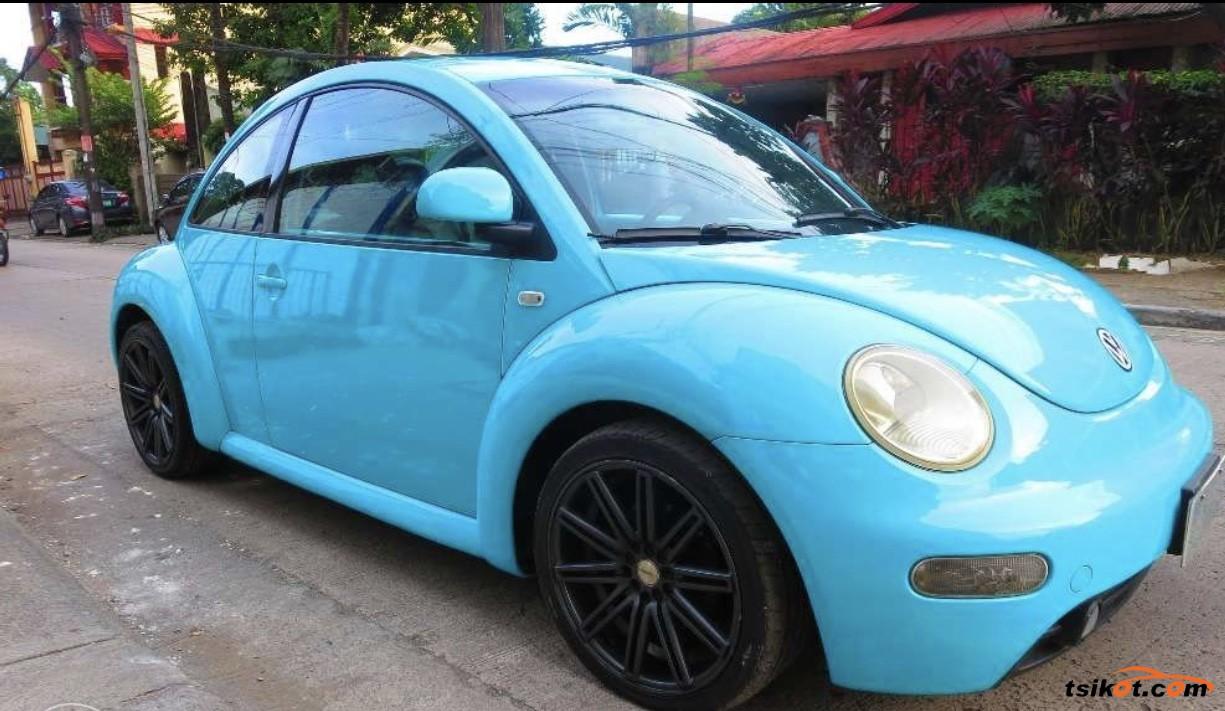 Volkswagen New Beetle 2000 - 3