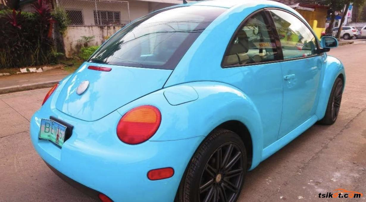 Volkswagen New Beetle 2000 - 4