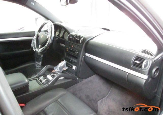 Porsche Cayenne 2006 - 5