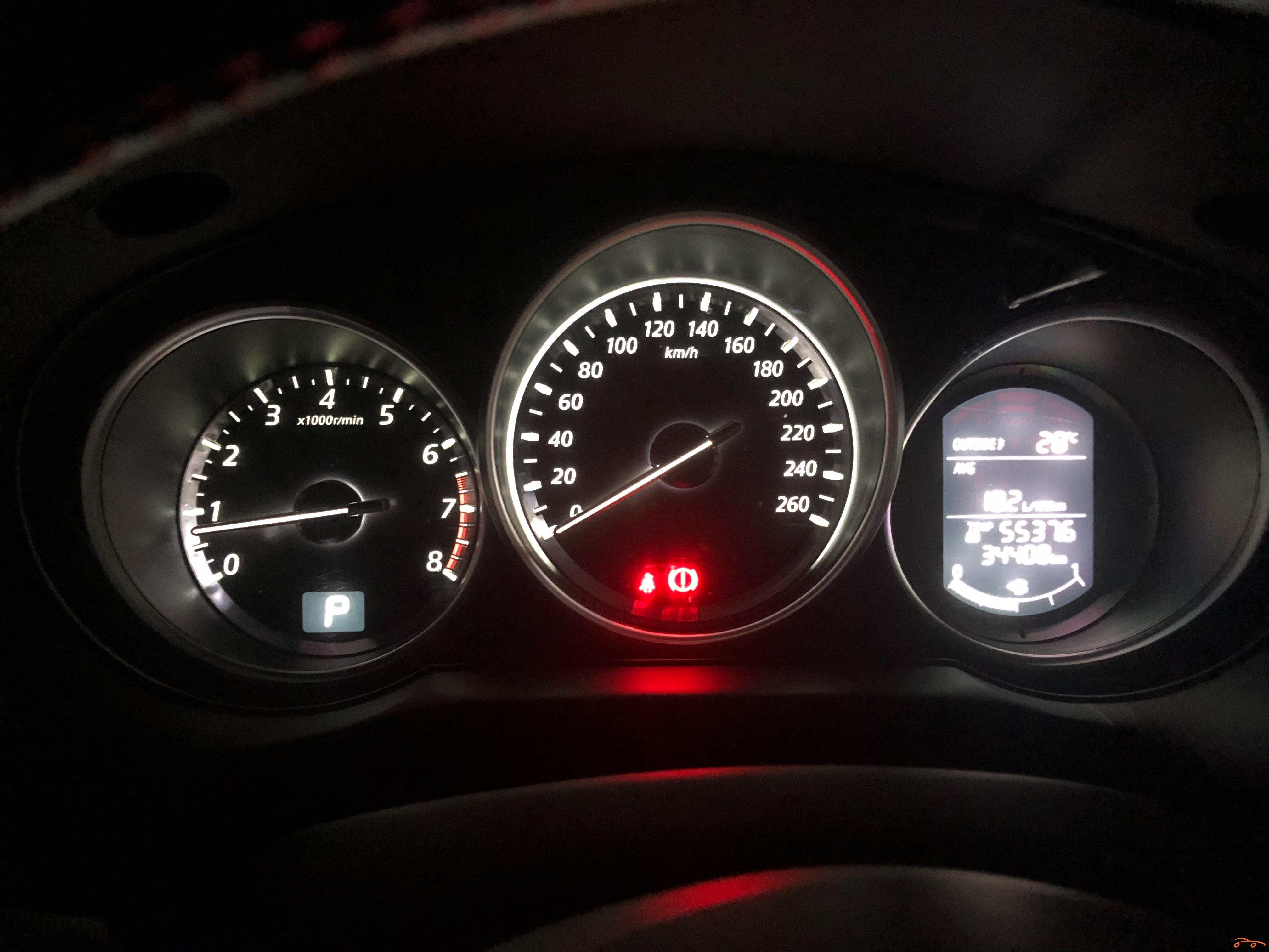 Mazda Cx-5 2015 - 4