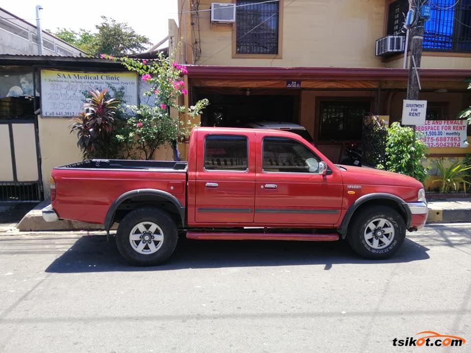 Ford Ranger 2005 - 5