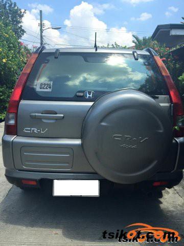 Honda Cr-V 2004 - 5
