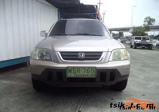 Honda Cr-V 2001 - 3