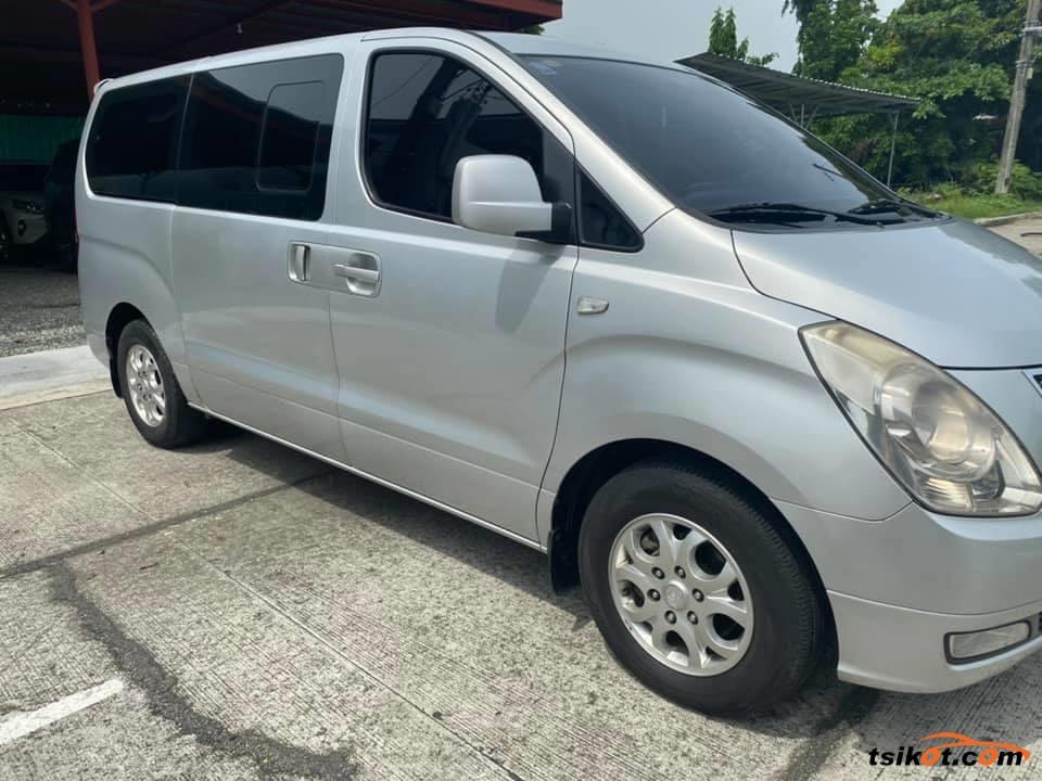 Hyundai Grand Starex 2015 - 9