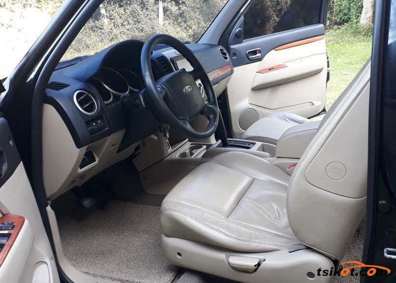 Ford Everest 2010 - 7