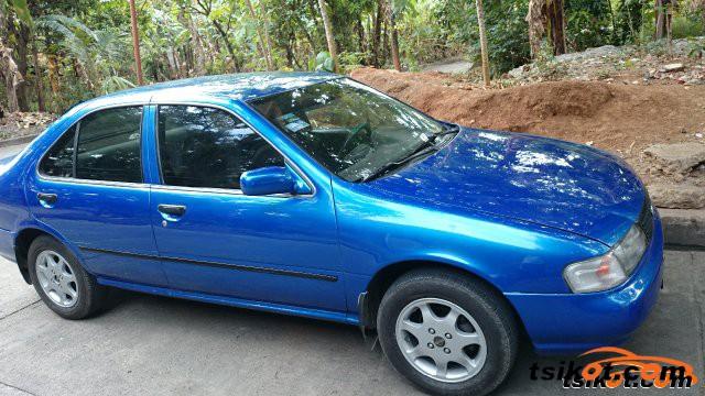 Nissan Sentra 1997 - 5