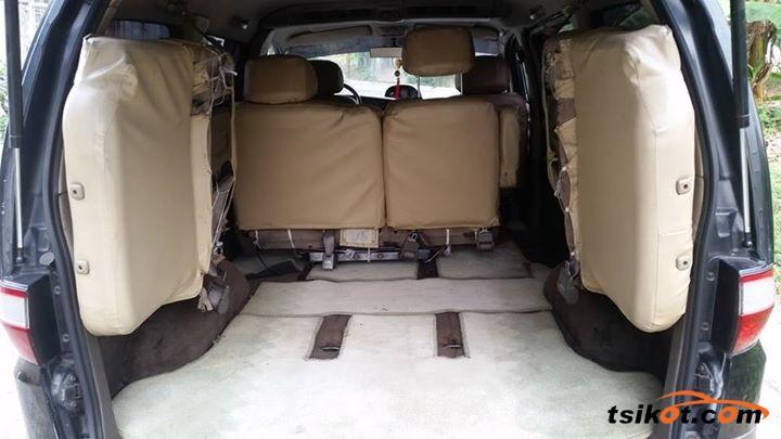 Hyundai Starex 1999 - 5