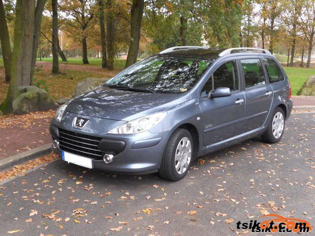 Peugeot 307 2006 - 1