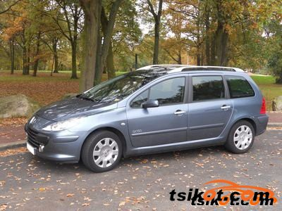 Peugeot 307 2006 - 3