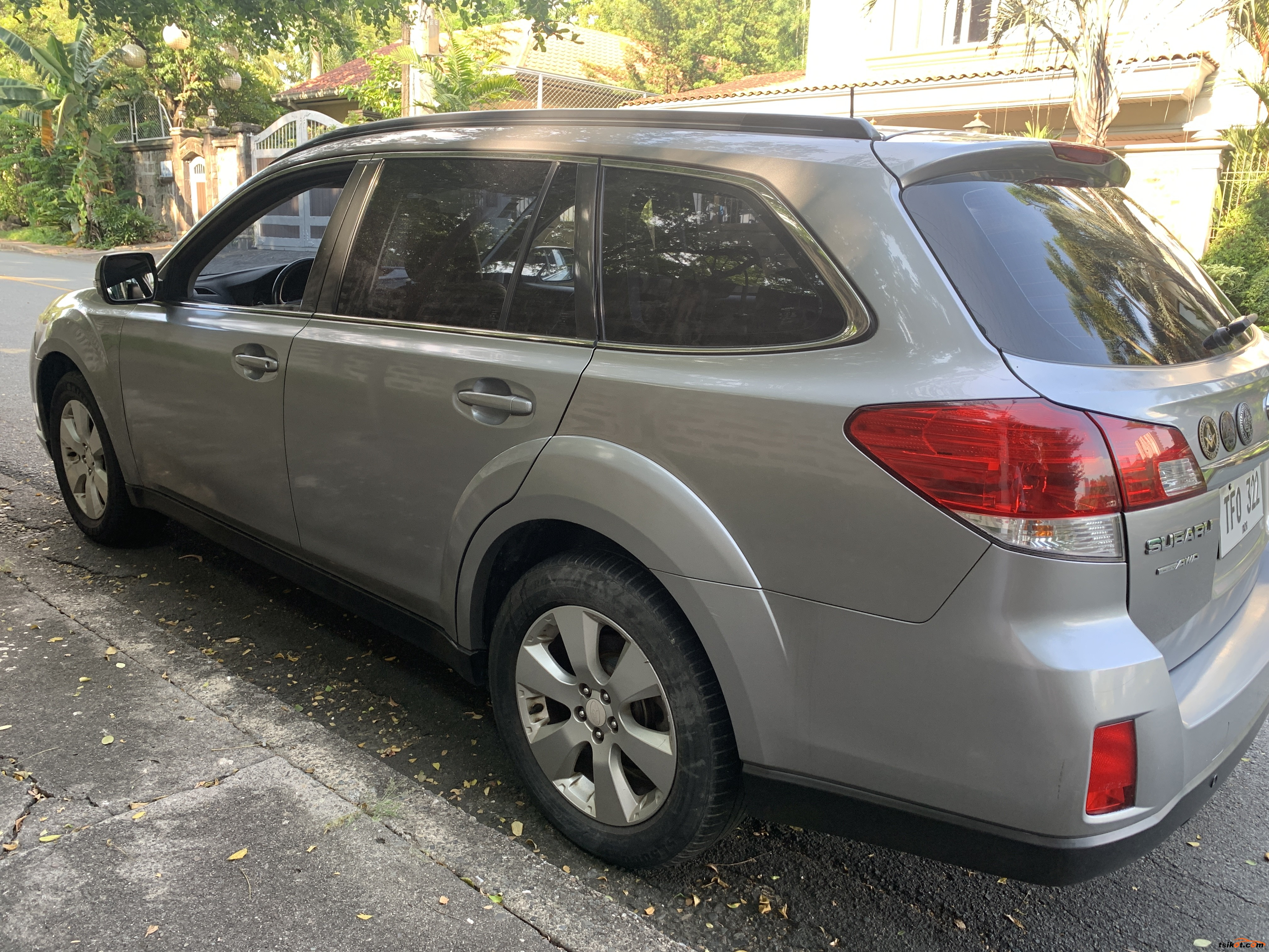 Subaru Outback Sport 2011 - 4