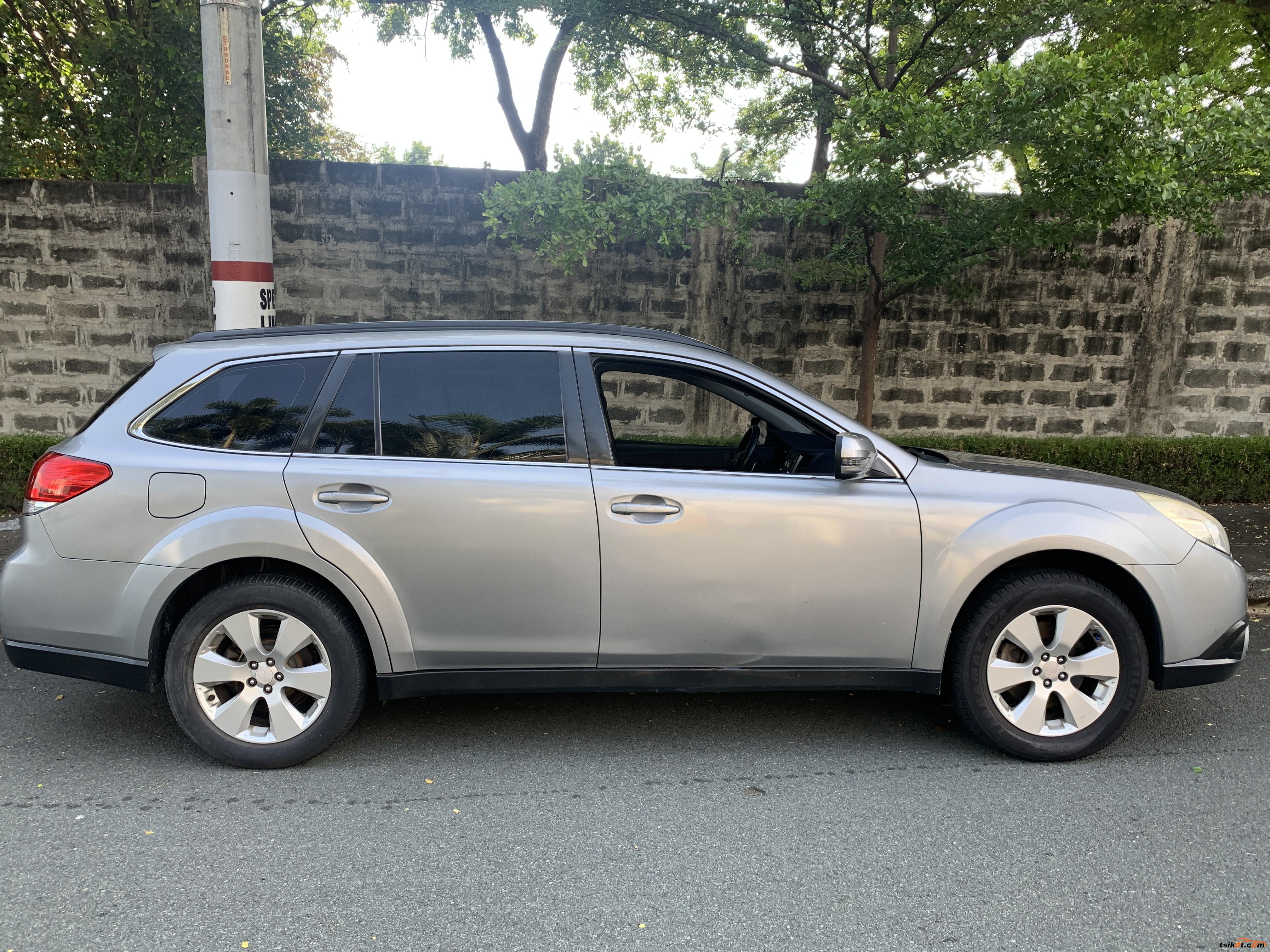 Subaru Outback Sport 2011 - 5