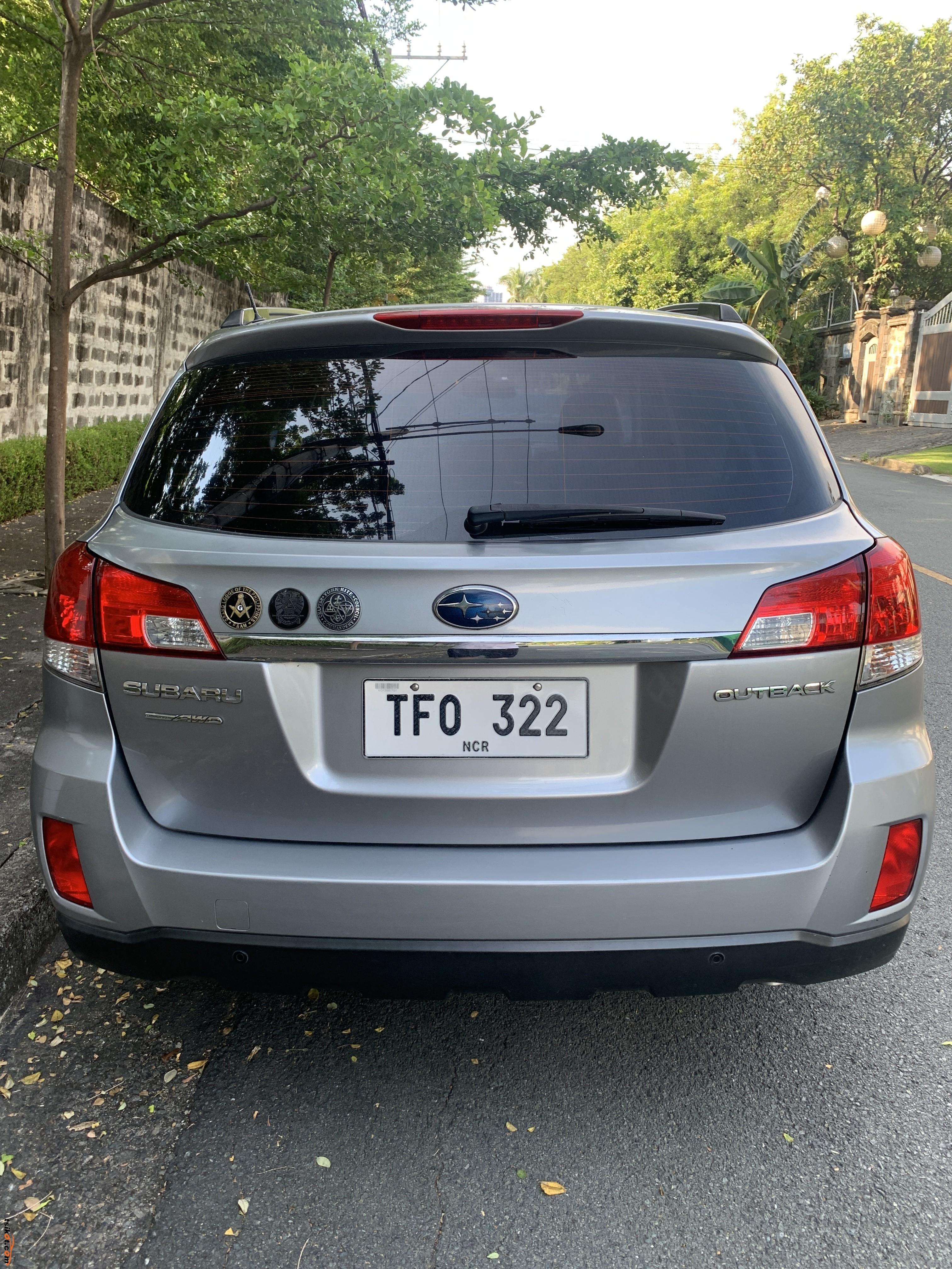 Subaru Outback Sport 2011 - 6