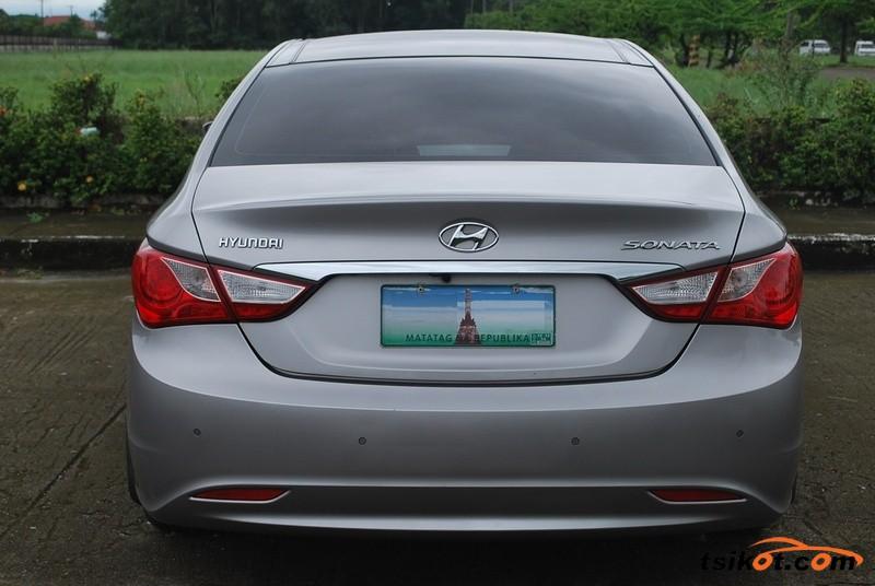 Hyundai Sonata 2012 - 5