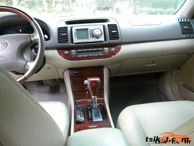 Toyota Camry 2002 - 2