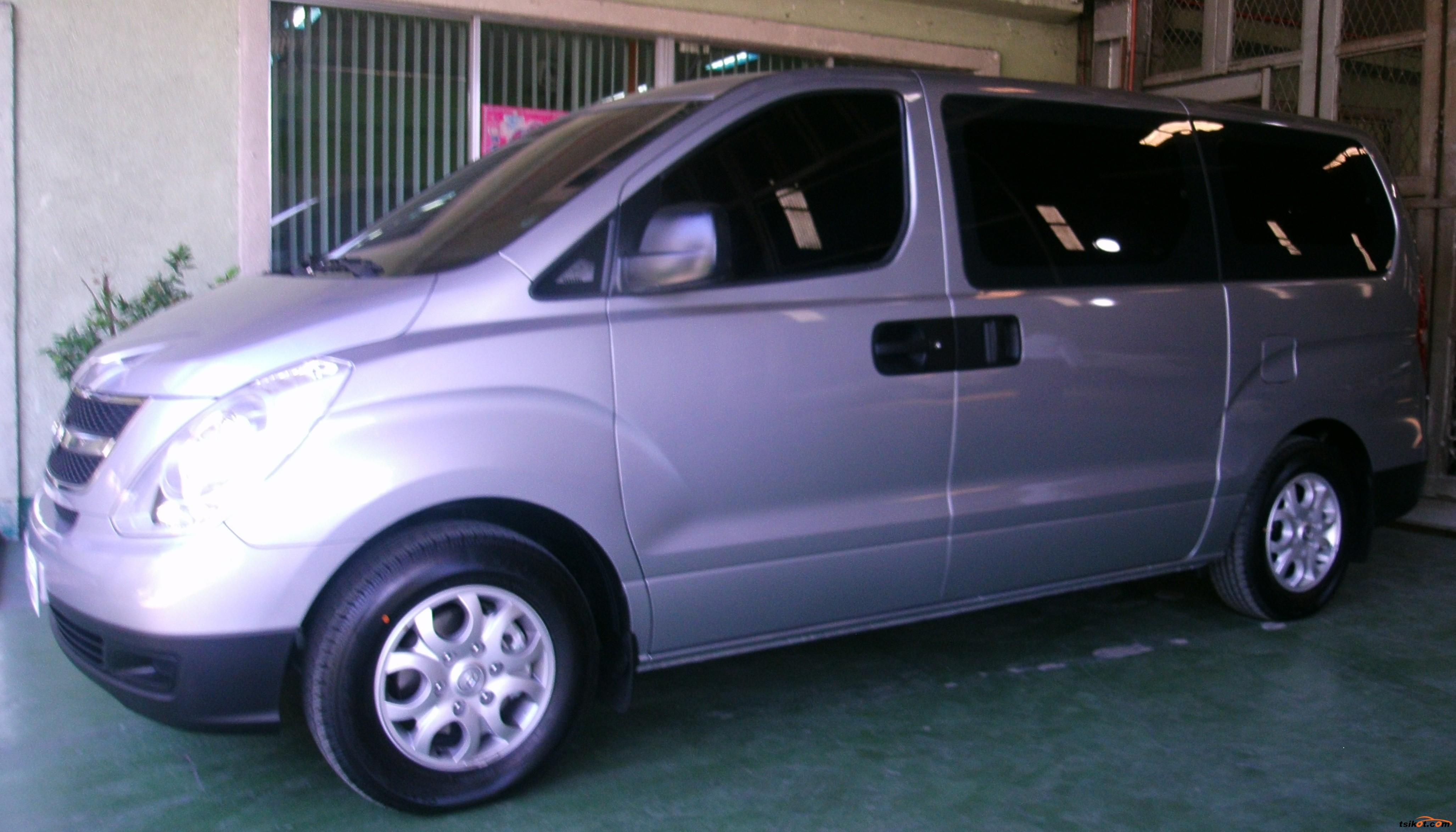 Hyundai Starex 2015 - 4
