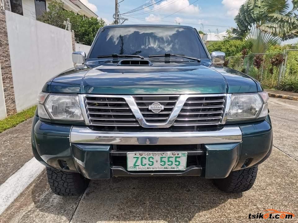 Nissan Patrol 2001 - 1