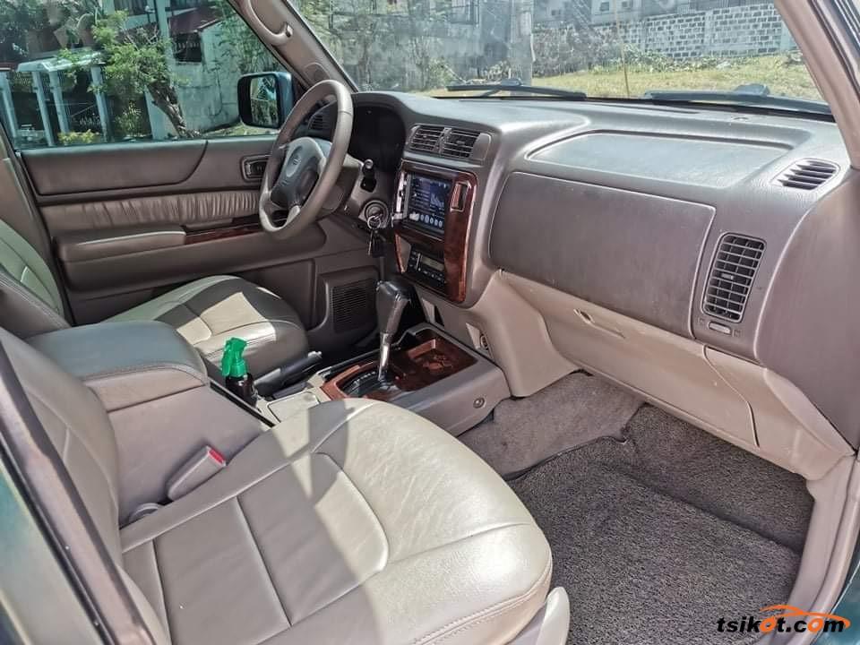 Nissan Patrol 2001 - 10