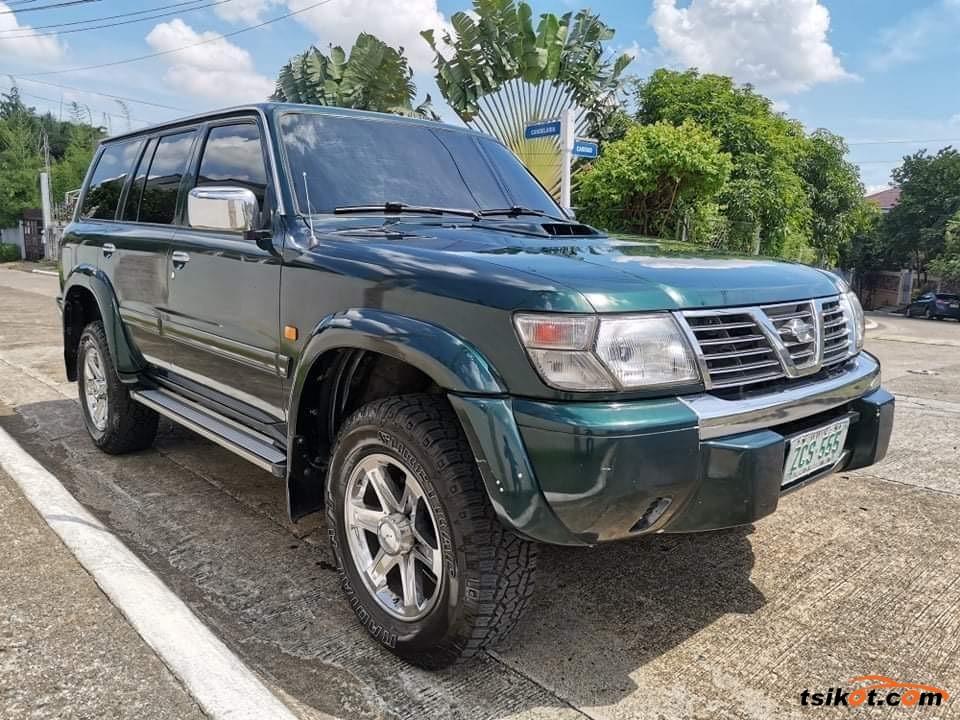 Nissan Patrol 2001 - 2