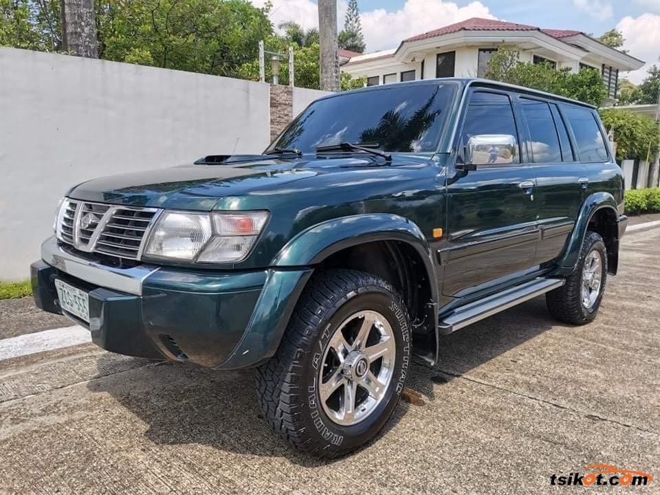 Nissan Patrol 2001 - 3