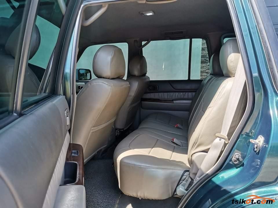 Nissan Patrol 2001 - 8