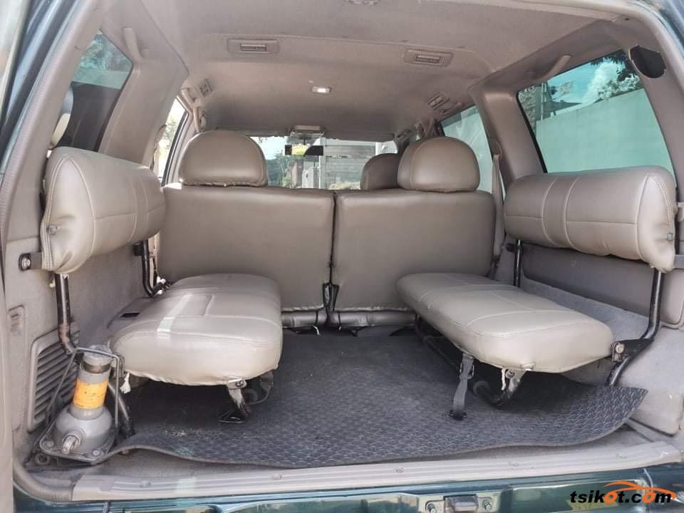 Nissan Patrol 2001 - 9