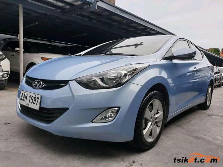 Hyundai Elantra 2014 - 1