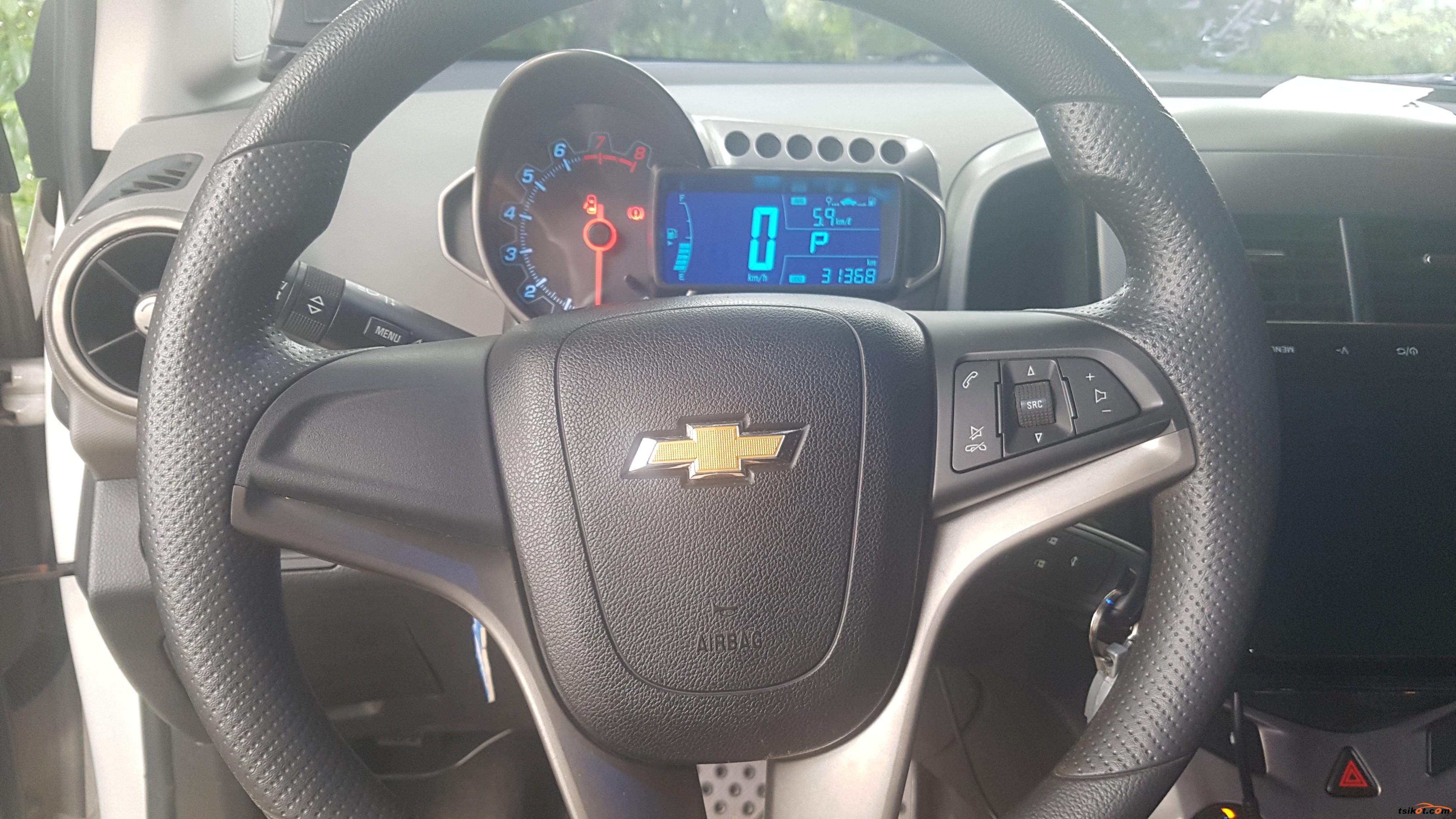 Chevrolet Sonic 2013 - 7