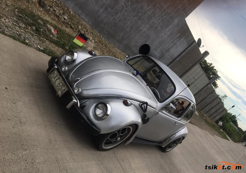 Volkswagen Beetle 1968 - 1