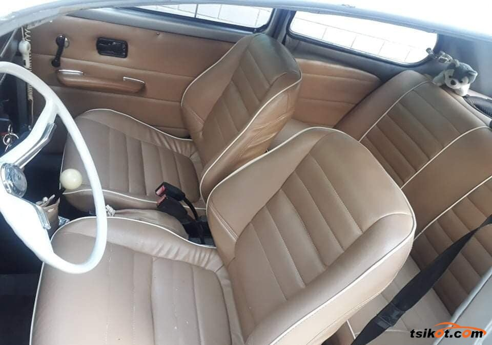 Volkswagen Beetle 1968 - 3