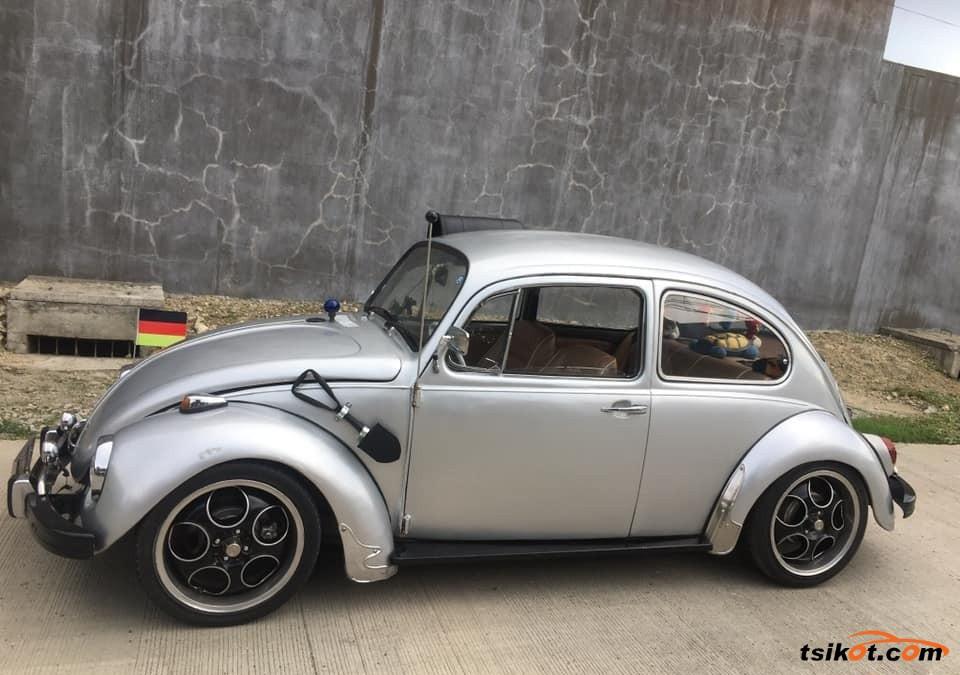 Volkswagen Beetle 1968 - 5