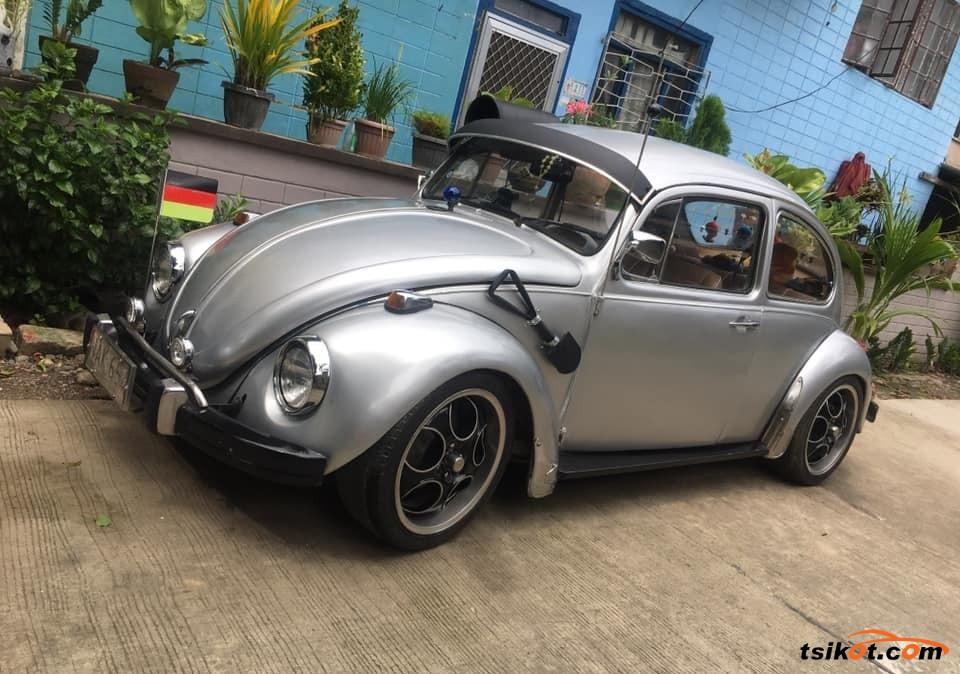 Volkswagen Beetle 1968 - 4