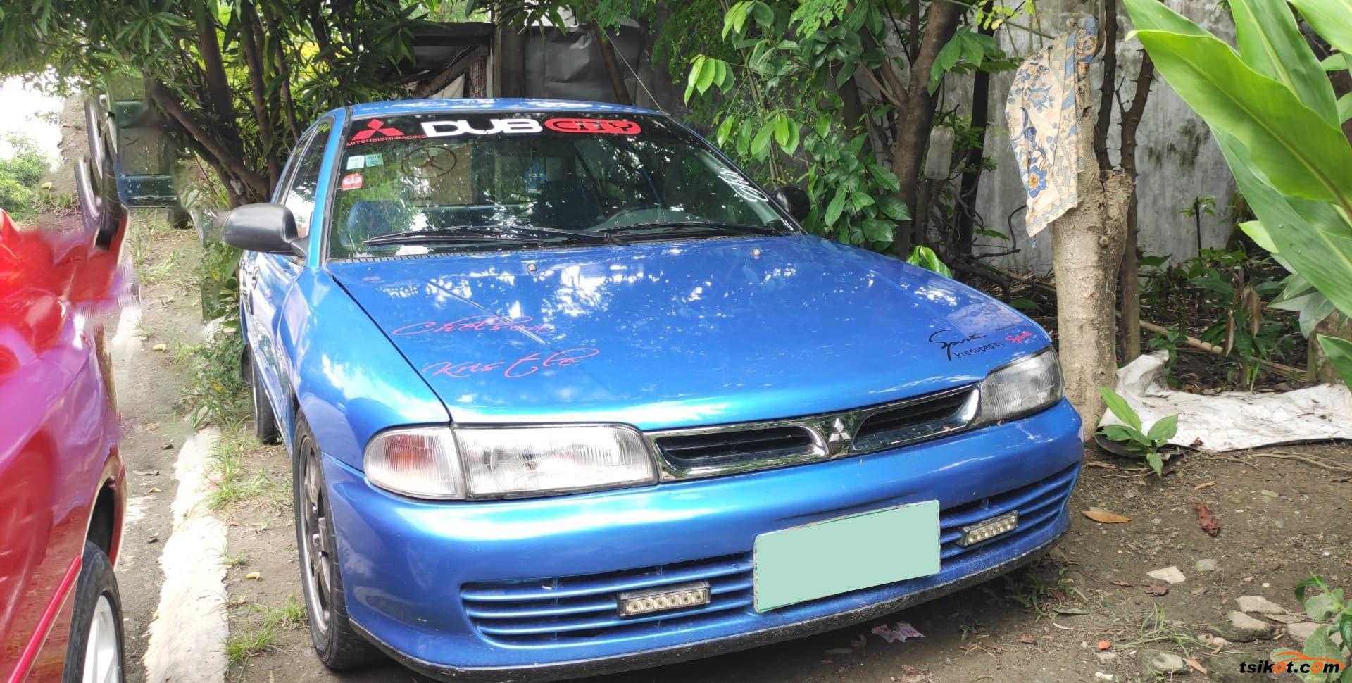 Mitsubishi Lancer 1994 - 4
