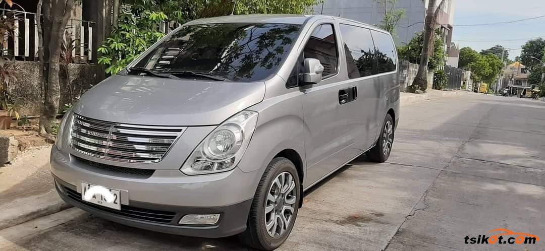 Hyundai G.starex 2015 - 1