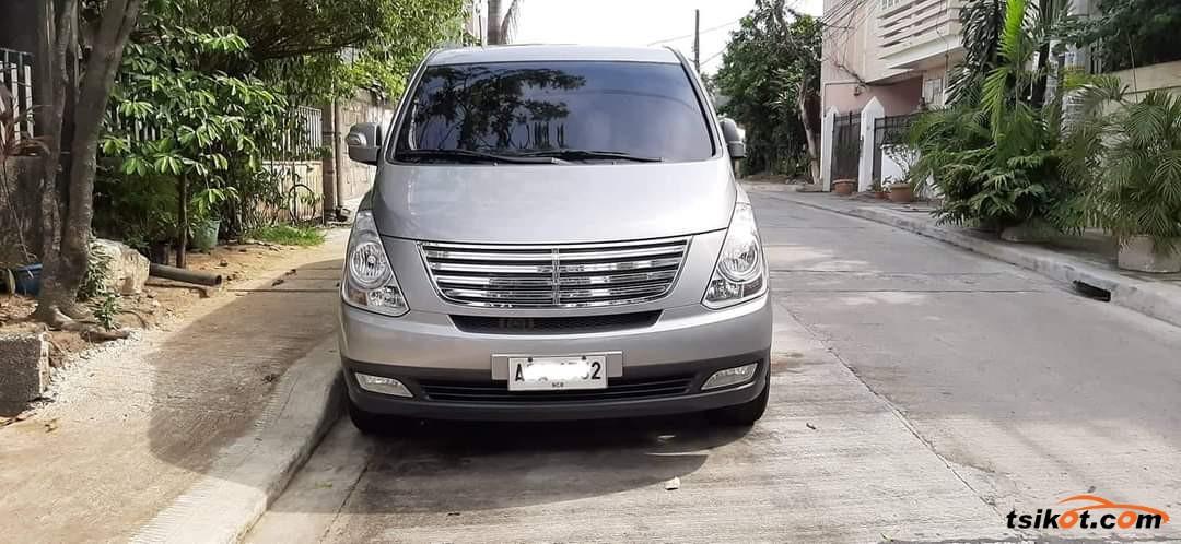 Hyundai G.starex 2015 - 3