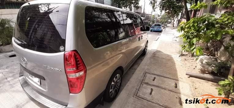 Hyundai G.starex 2015 - 4