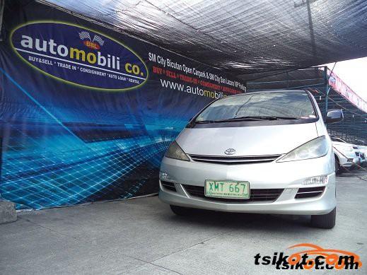 Toyota Previa 2004 - 1