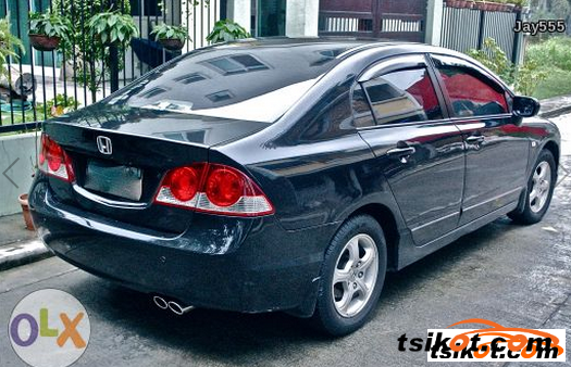 Honda Civic 2007 - 3