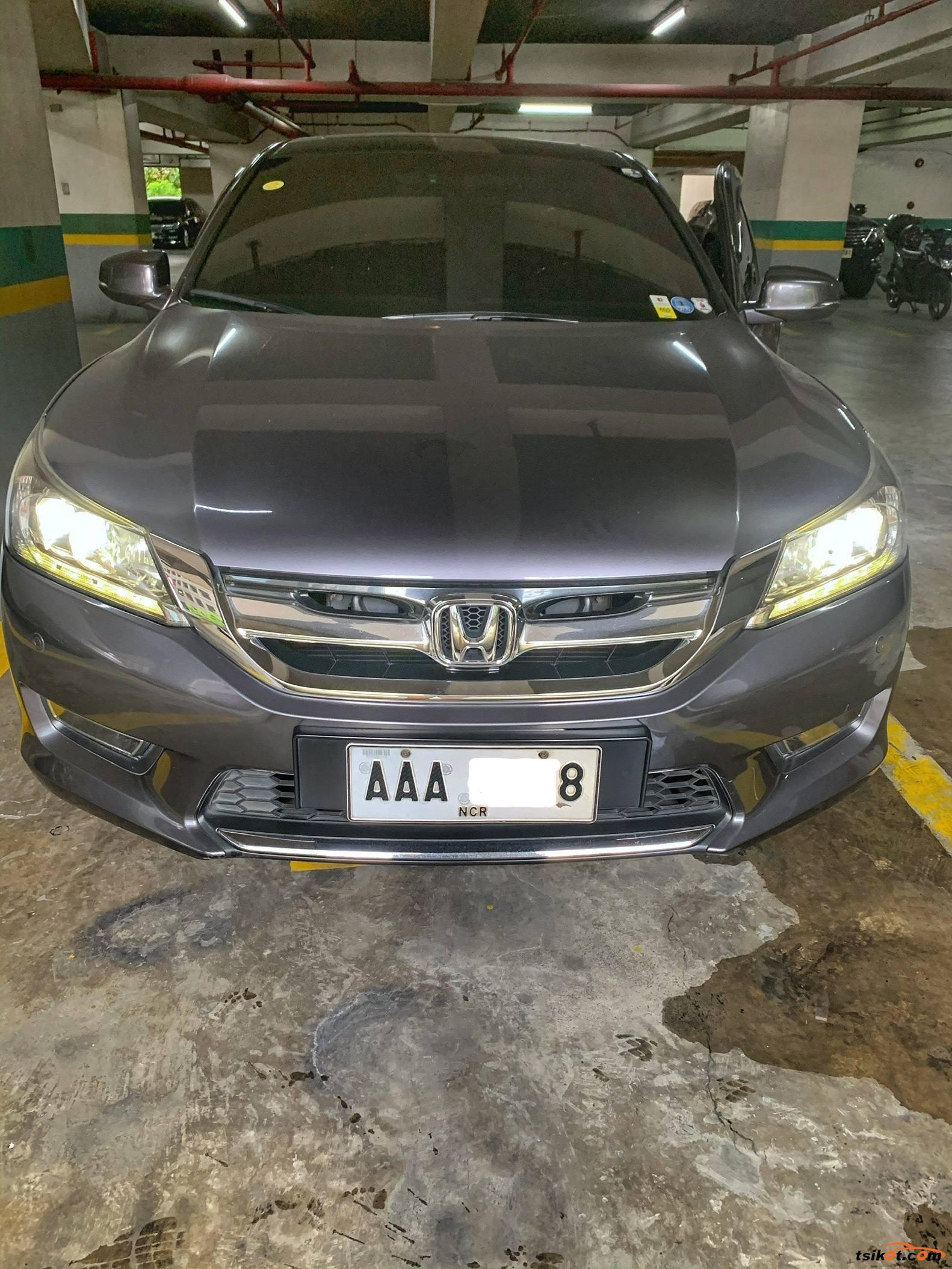 Honda Accord 2014 - 8