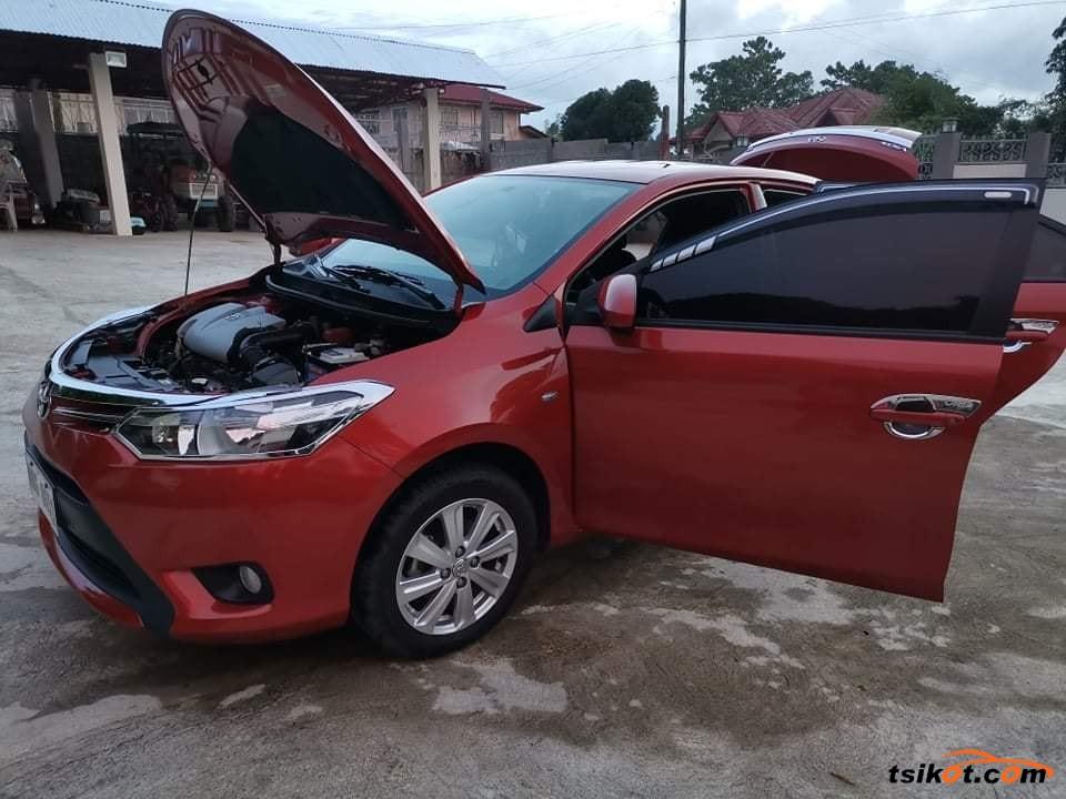 Toyota Vios 2017 - 1