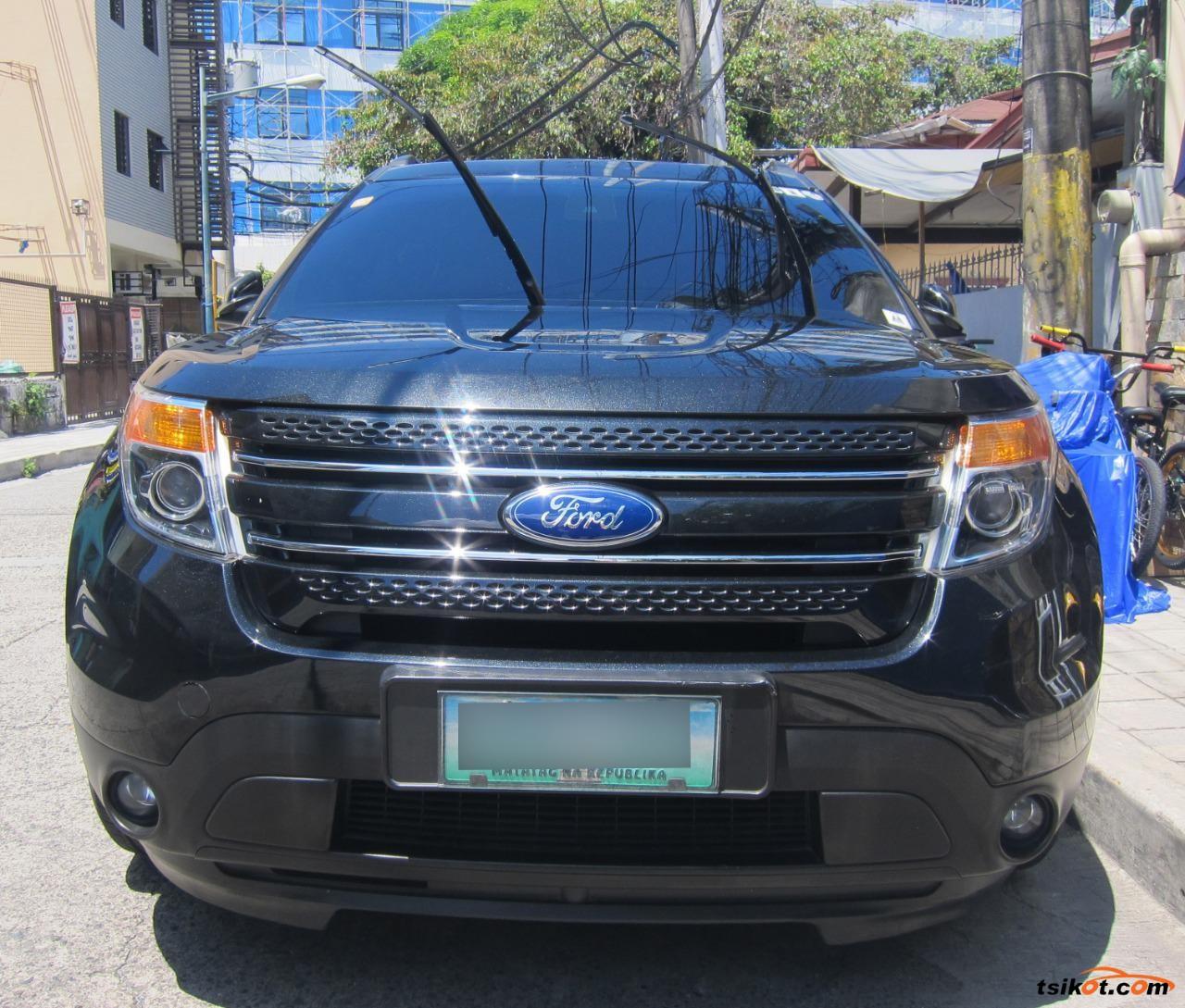 Ford Explorer 2013 - 1