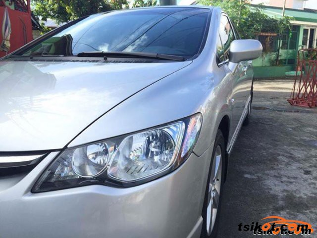 Honda Civic 2007 - 6