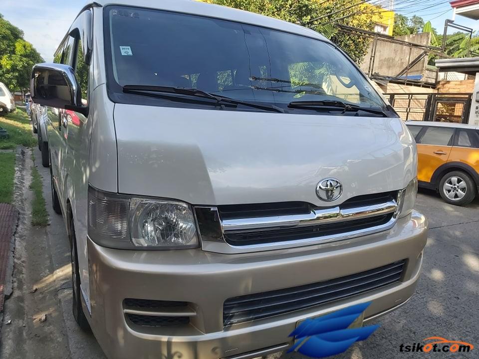 Toyota Hi-Ace 2006 - 9