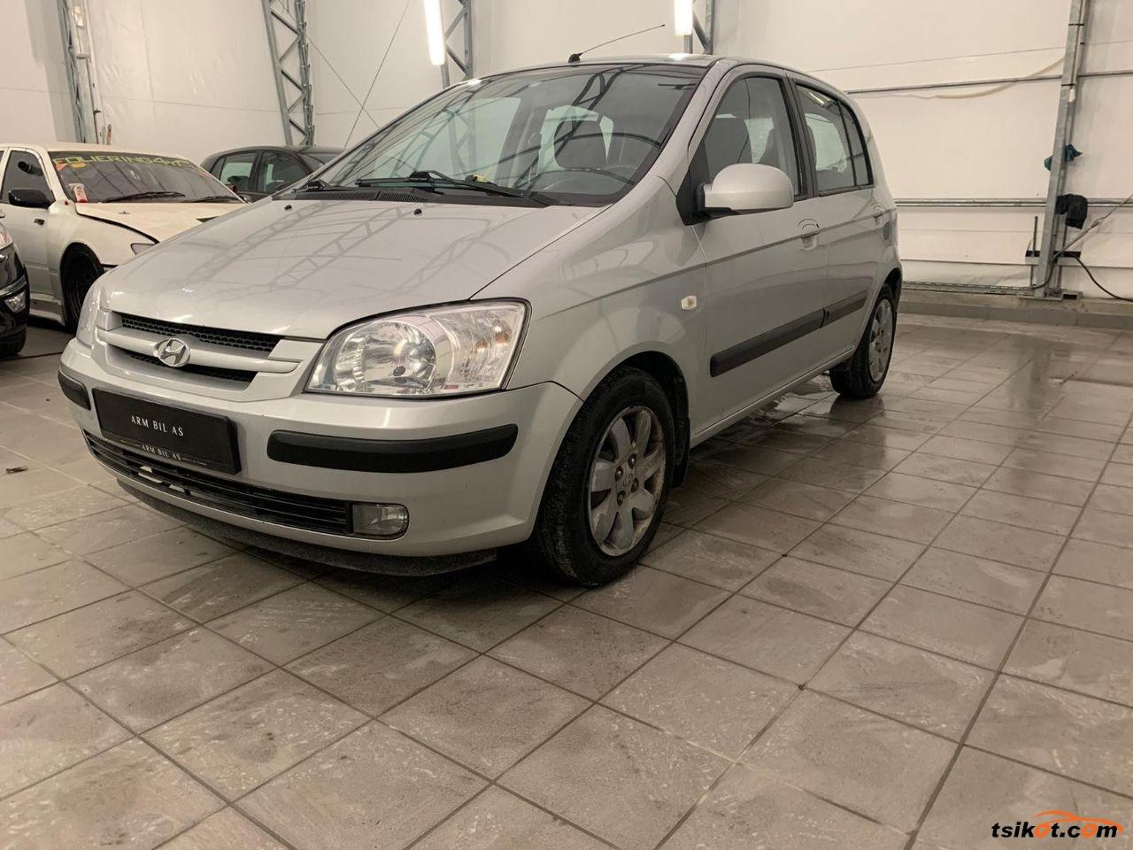 Hyundai Getz 2005 - 3