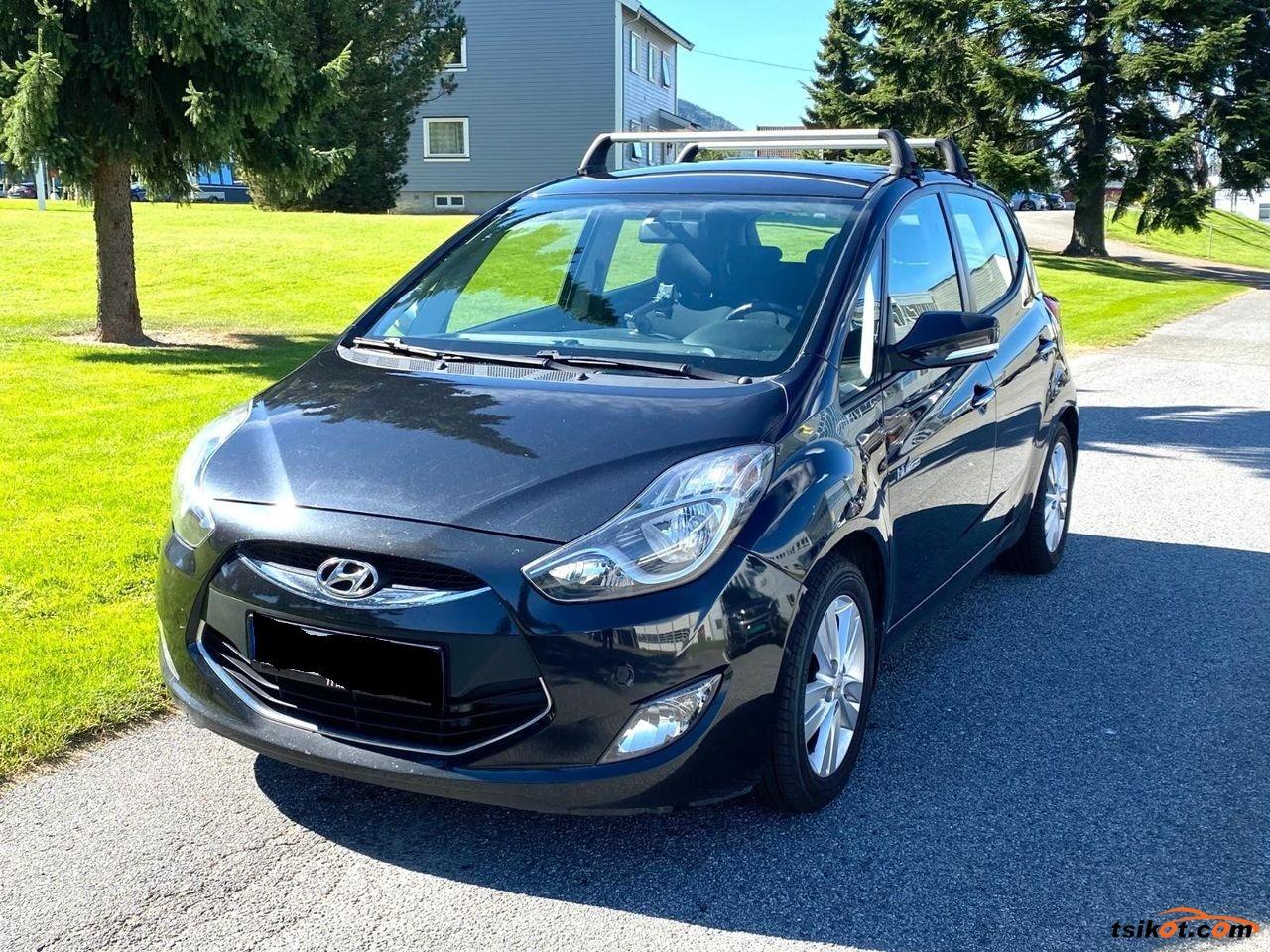Hyundai Ix20 2011 - 1